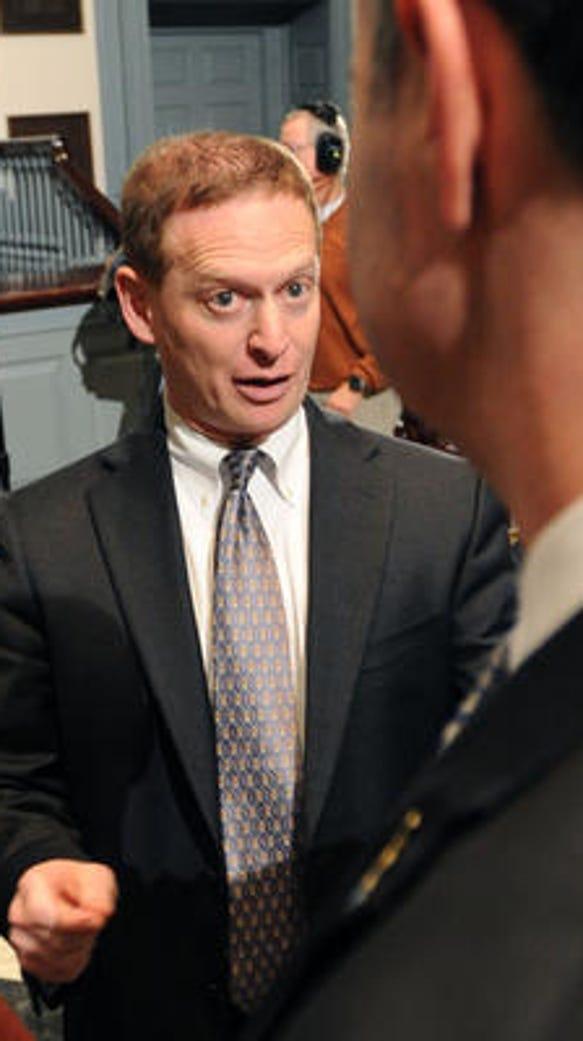 Lt. Gov. Matt Denn