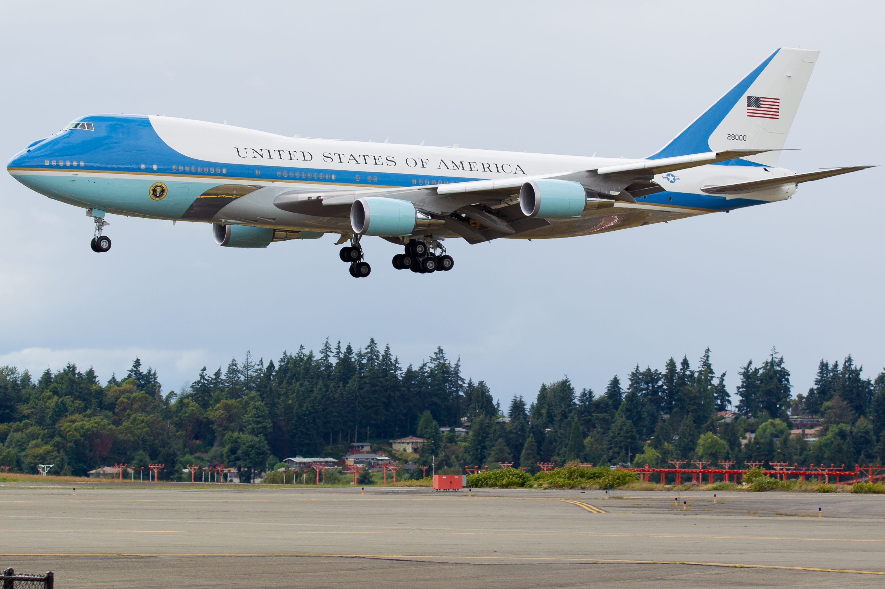 new air force one