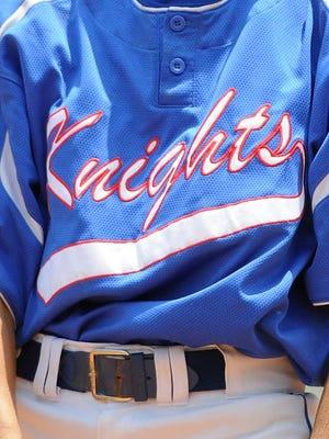 Macon-East baseball uniform