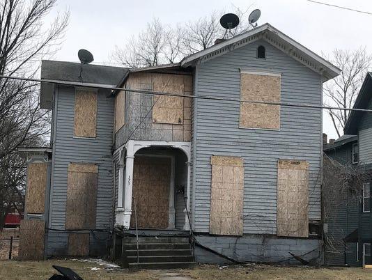 ELM 0312 HOUSE DEMOLITION