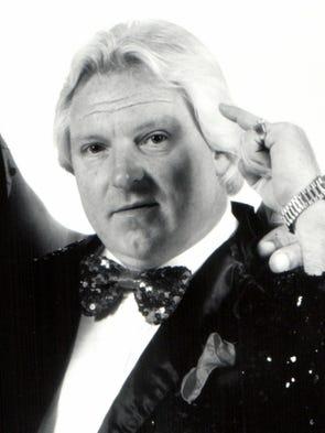 Bobby (The Brain) Heenan, former pro wrestling manager