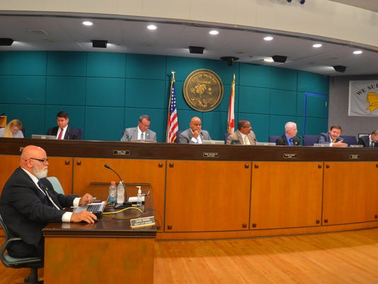 Palm Bay City Council Meeting