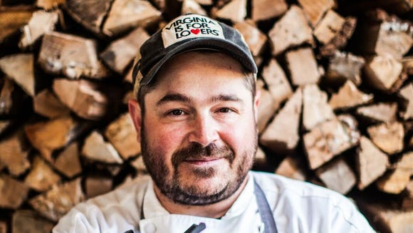 Chef Sean Brock.