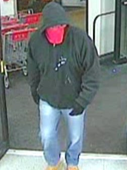 Police say this man demanded drugs at knifepoint at a Cherry Hill CVS.