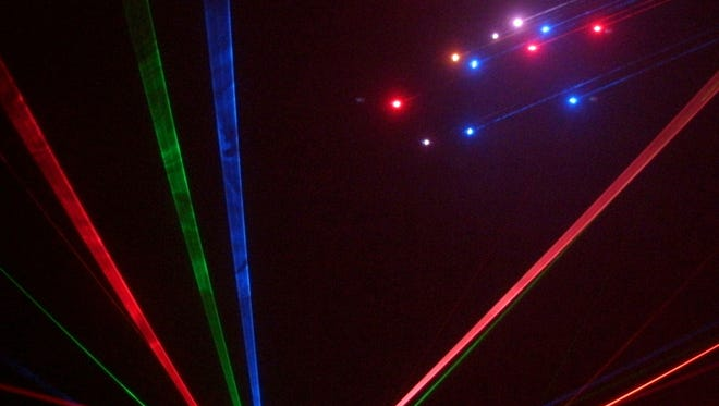 The Raritan Valley Community College Planetarium in Branchburg is shining bright in August, with special shows for children, a laser concert featuring songs by female artists, and programs that explain the mysteries of space.