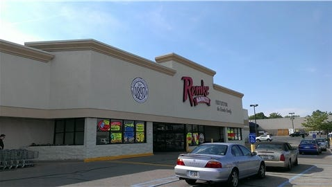 Ridgewater Plaza in Columbia Township has a new owner after a private firm in Texas bought the shopping center for $10.5 million.