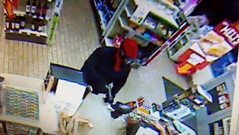 The Lee County Sheriff's Office is seeking information on the man who tried robbing a store on Fort Myers Beach on Monday.