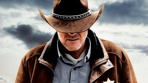 """Netflix's """"Longmire"""" is among the television shows filmed in New Mexico. Robert Taylor stars as Sheriff Walt Longmire."""