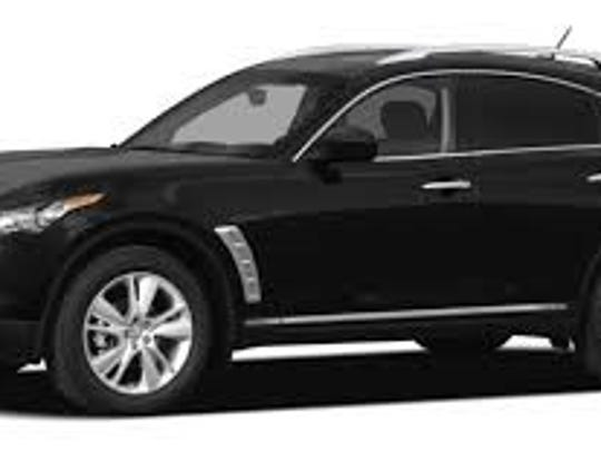 Police say Lisa Smith was driving a vehicle similar to this.
