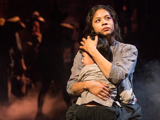 """Miss Saigon,"" June 4-9, 2019. Experience the acclaimed"