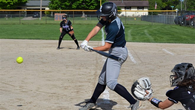 Gull Lake's Lauren has already shown to be one of the top hitters in the state and has committed to play at the University of Michigan.