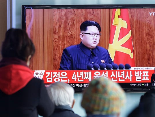AP SOUTH KOREA NORTH KOREA KIM JONG UN I KOR