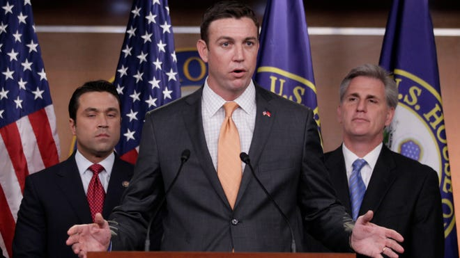 Rep. Duncan Hunter, R-Calif., has been a longtime critic of the Army's Human Terrain System program.