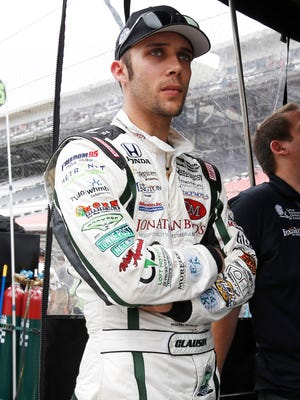 Drivers on the NASCAR and IndyCar circuits will be racing with tributes to Bryan Clauson this weekend.