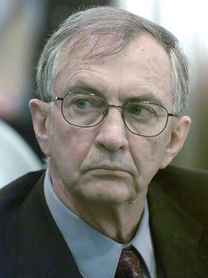 Billy Joe Miles in 2002.