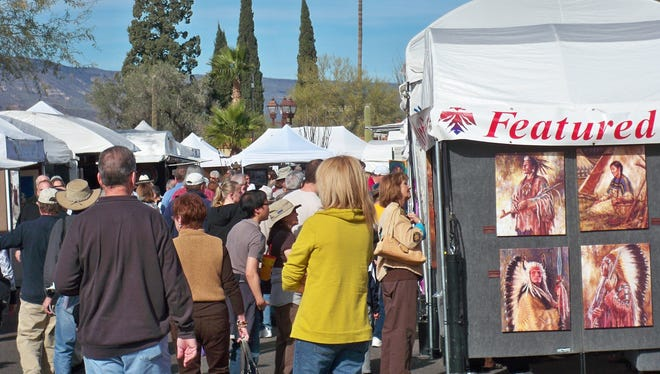 The 22nd annual Carefree Fine Art & Wine Festival is scheduled Nov. 6-8.