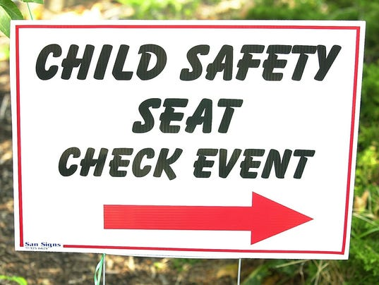 New Car Seat Regulations In Effect Jersey