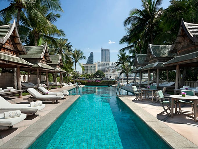 Forbes New Five Star Hotels For 2016