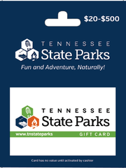 Even Tennessee State Parks offers gift cards.