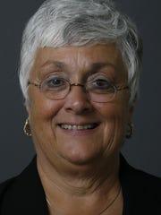Stony Point Town Clerk Joan Skinner.