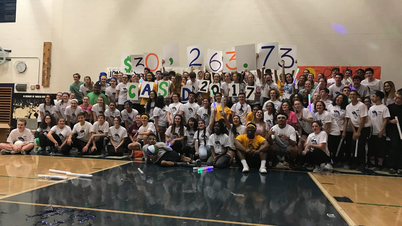 On Friday, Chambersburg Area School District hosted a Mini-THON and raised more than 30,000 for Four Diamonds. Check out what the kids had to say throughout the day on Snapchat.