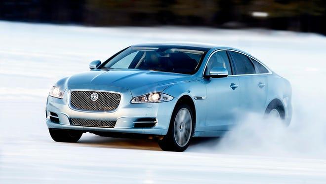 2015 Jaguar sedan