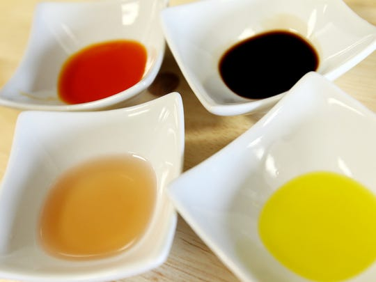 Oils with bold flavors are available at Red Moose Emporium in Anderson. Representatives will be at the How-To Fair to showcase the flavors and uses of oil and vinegar.