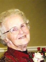 Betty Stewart, 97