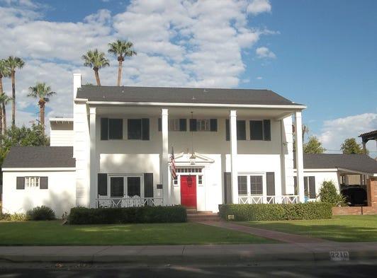 Encanto-Palmcroft Historic District