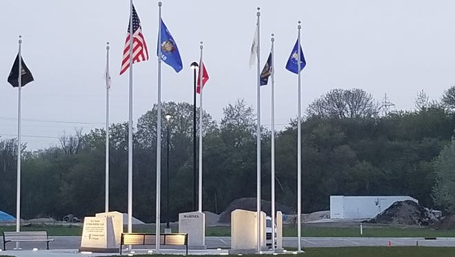 The veterans memorial at Richard E. Maslowski Community Park served as a big part of the inspiration for Wednesday night's kick-off to Music in the Glen, which will honor veterans and feature Command Performance, a 19-piece 1940s swing-era big band.