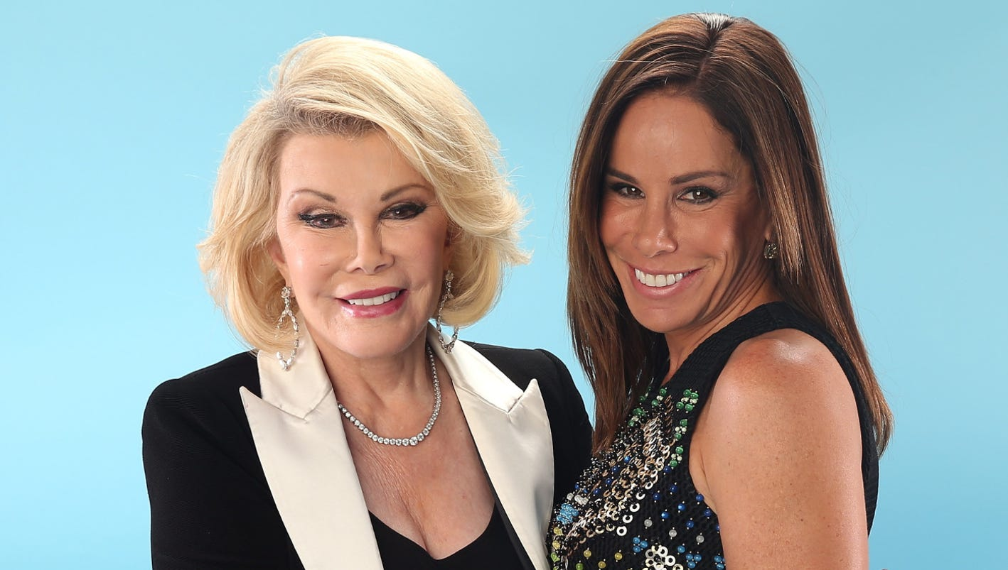 Watch: Best Joan Rivers jokes
