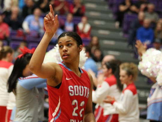 South Salem's Evina Westbrook has led her team to two consecutive OSAA Class 6A state championships.