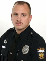 Mansfield Police Officer Brian Evans was shot and killed while off-duty on Dec. 26, 2007.