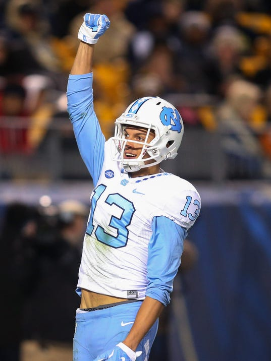 How Amway Coaches Poll Top 25 Teams Fared In Week 3: Stock Watch: North Carolina Arrives In Amway Coaches Poll