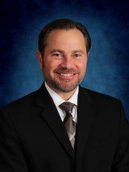 Carmel Clay Schools superintendent Nicholas Wahl