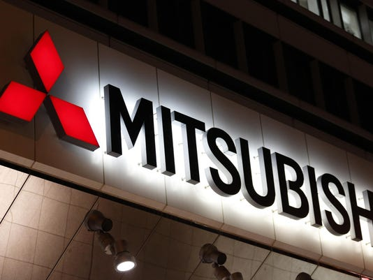 FILE: Mitsubishi admit cheating fuel tests for 25 years