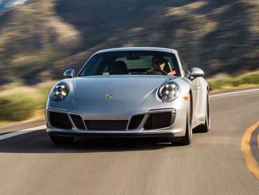 Porsche 911 Carrera Gts Hits Sweet Spot