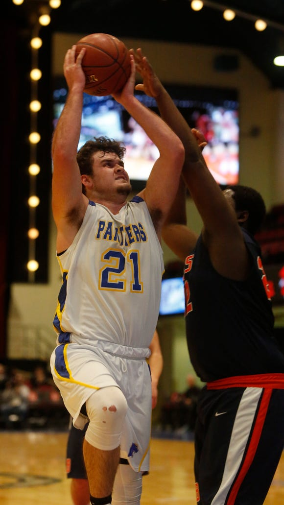 Ardsley's Julian McGarvey is a candidate for this year's Super 7.
