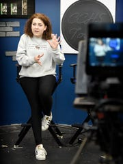 Zoe Shay will work on a video that is funded through an IMAX $5,000.00 grant. 