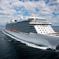 First look: Princess Cruises' new Regal Princess