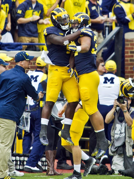De'Veon Smith, Ty Isaac
