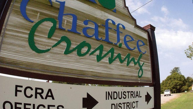 Warehouses have previously been a point of contention for rezoning in Chaffee Crossing, but the 2012 decision by the FCRA might put that to rest.