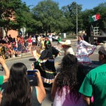 The streets of downtown Pensacola were alive with the sounds of Mexican music, and traditional food and dance for La Costa Latina's Cinco de Mayo festival this past weekend!