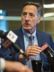 Gov. Peter Shumlin's higher education initiatives did