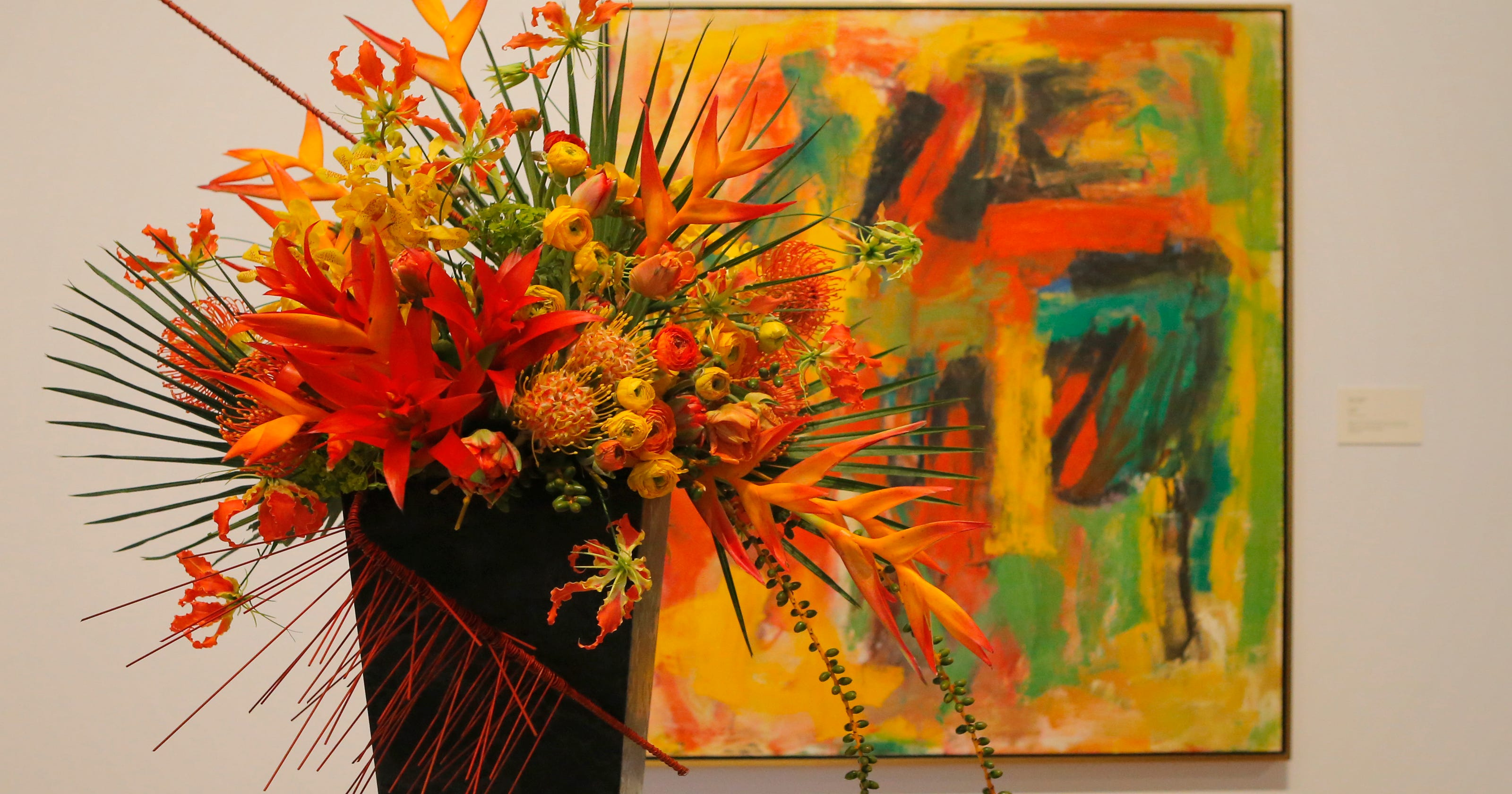 Art blooms at Monterey Art Museum