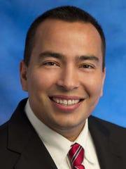 Phoenix City Councilman and Vice-Mayor Daniel Valenzuela.