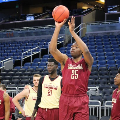 Corey's Corner: Observations from FSU basketball scrimmage