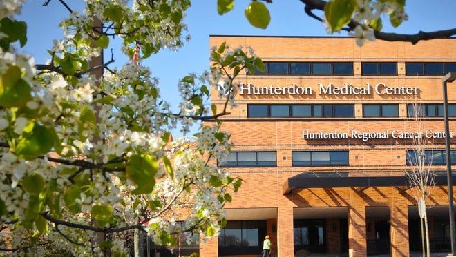 Hunterdon Medical Center.