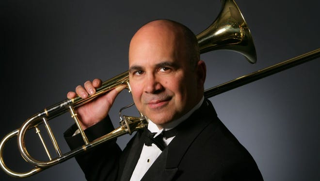 """Trombonist Joseph Alessi will join the Fort Collins Symphony for its second concert in the """"From the Lincoln Center (New York) to the Lincoln Center (Fort Collins)"""" series."""