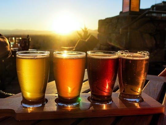 Try a craft beer this summer.